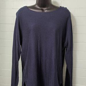 Michael Kors navy sweater M